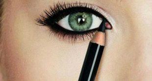 صورة تكحيل العين في المنام , تفسير حلم تكحيل العيون