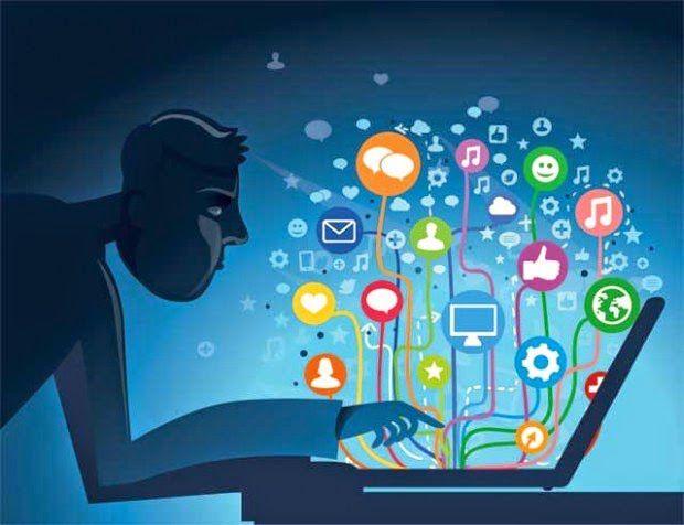 صورة اضرار وفوائد الانترنت , ما فوائد واضرار الانترنت