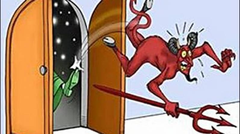 تحصين البيت من الشيطان