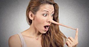 صورة علامات كذب المراة , الكذب عند النساء
