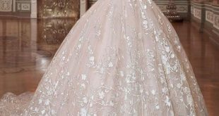 اجمل فستان زفاف , كوني عروسه مميزه