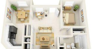 صورة تصميم منازل صغيرة , استغل مساحه منزلك الصغير