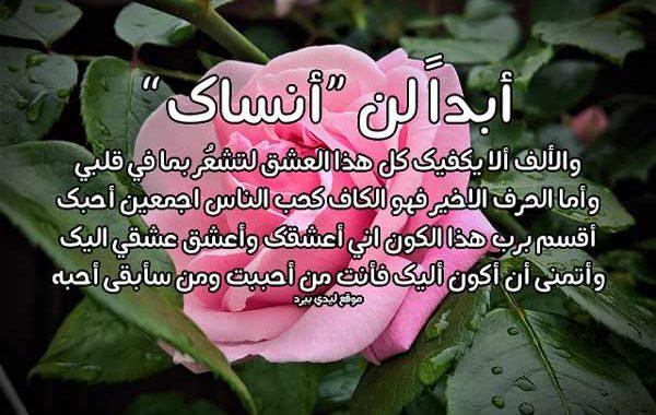 صورة رسالة حب طويلة , الرومانسيه علي حق 3824 7