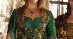 صورة ملابس حريم السلطان , اغرب الملابس التركية