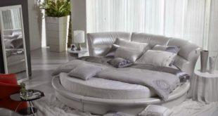 غرف نوم دائرية