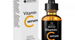 سيروم فيتامين سي للبشره الدهنيه
