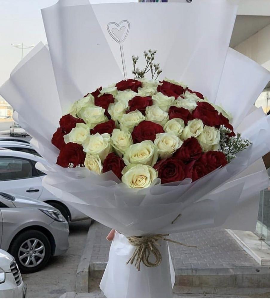 صور اجمل باقات الورد ,باقة ورد جميلة