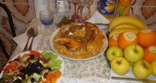 اكلات جزائرية في الفرن، اطعم جزائرية روعة