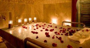الحمام المغربي للعروس